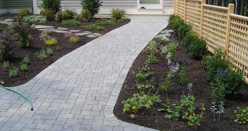Hardscaping Services - Kennebunk Maine
